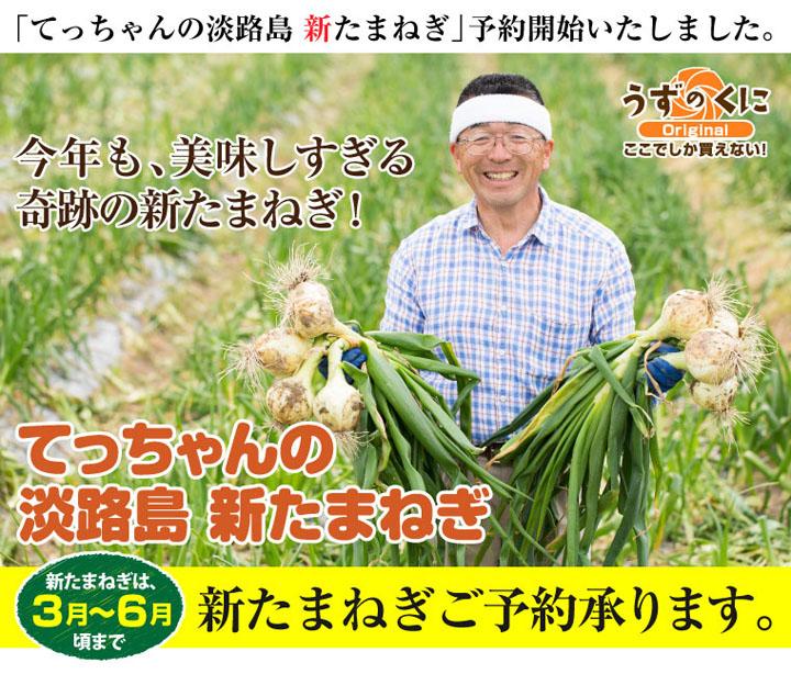 『てっちゃんの淡路島 新たまねぎ』ご予約01