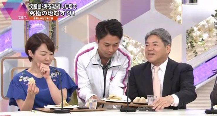 おにぎりと天ぷらと一緒にというのも美味しいですからねぇ